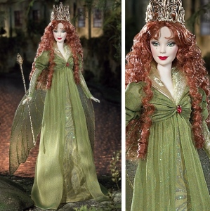 MATTEL: Barbie Collector Legendsireland_faerie